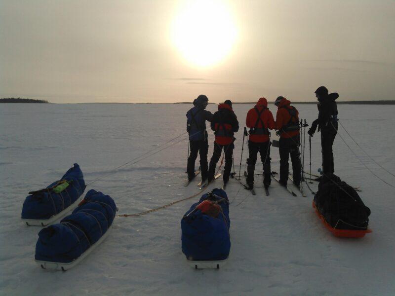 Fotocard Artic level 2